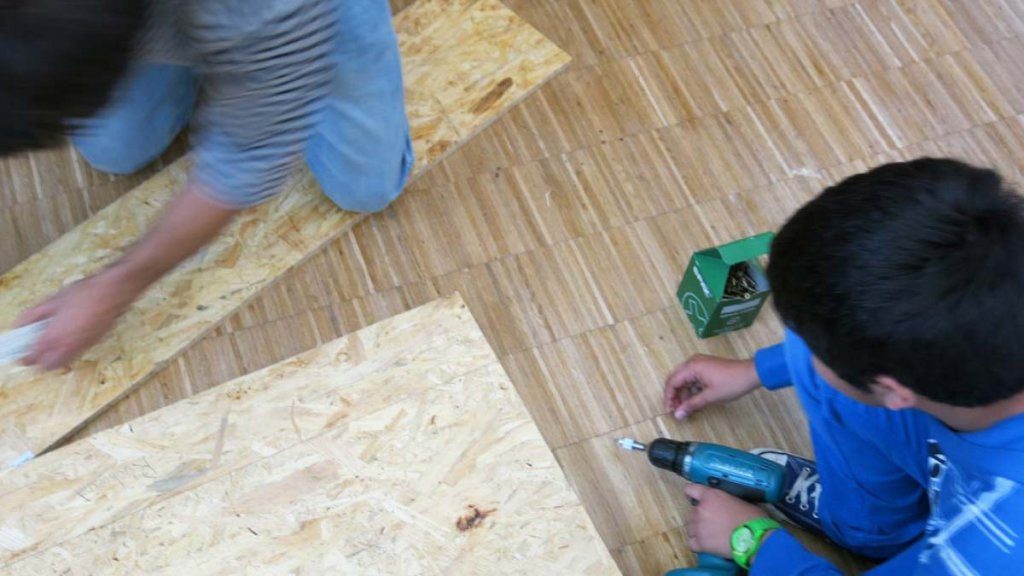 Skateramps bauen