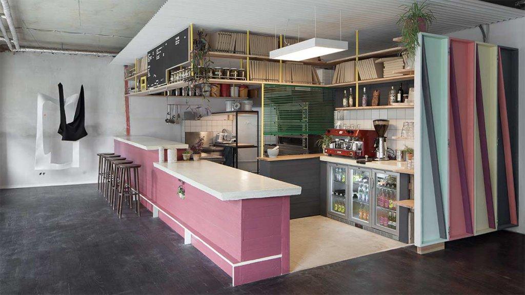 Kiosk Küche