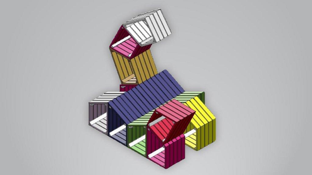 Schema der Leipziger Kiste