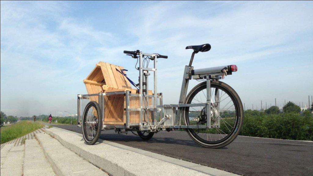 Leipziger Kiste meets xyz cargo